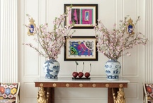 Art in Veranda / Great design ideas for decorating with art and other collections.  / by Veranda Magazine
