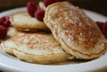 Pancakes, Cookies, Muffins