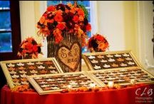 Escort Cards, Seating Charts & Table Numbers