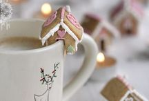 HOLIDAY White Christmas-y Dreams / Christmas and winter designs, recipes and holiday decorating