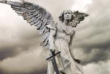angels / by Michael Bearden