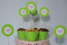 Cupcakes Toppers