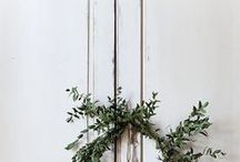 winter / holiday decor ideas | diy holiday decor | present wrapping idea | beautiful gift wrapping | christmas decorations | christmas inspiration