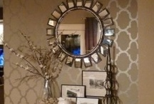 DESIGN:  Classing up the Place / DIY Home updates, design and decorating.