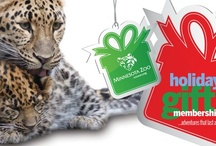 Gifts for Animal Lovers / by Minnesota Zoo