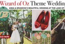 Wedding Theme: Wizard of Oz