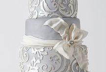 Wedding Color Palette: Silver
