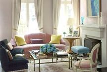 Inspiring Living Rooms / Take a style cue from these gorgeous living rooms from around the world. / by Veranda Magazine
