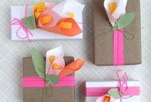 DESIGN: That's a wrap / Gift wrapping ideas and designs