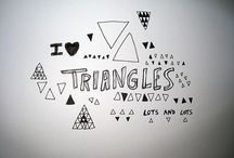 Triangles / Geometric