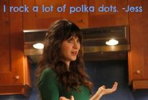 I Rock A Lotta Polka Dots / Will there be food there? #GirlCode / by Ishshah Fluker
