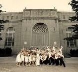 Scarlet & Cream Weddings