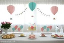 Boy Baby Showers / Some ideas for baby boys baby shower / by Chels Waite