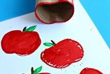 Crafts - Preschool Age / by Chels Waite