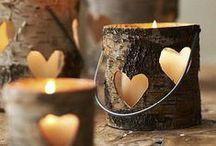 Candles & Lanterns Decor / by Chels Waite