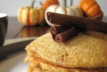 FALL Cozy Mornings / Fall inspired breakfast treats, comfort foods and drinks!