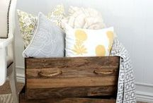 Baskets and Crates / by Chels Waite