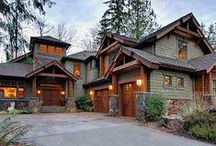 Cabin & Lodge / by Chels Waite