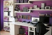 Craft Rooms / by Chels Waite