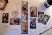 Tarot / A beautiful way to reflect on thoughts, feelings, and ideas.