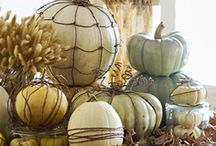 fall decorating / cozy fall decorating to last all season long - late september to thanksgiving! / by Trudy Montgomery