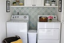 HOME / laundry & mudroom