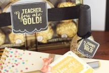teachers pet / gifts for teachers / by Trudy Montgomery