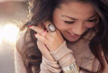 Senior Girl Photo Inspiration/ Headshots