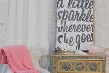 M I S S .  L A I . R O O M .  / Ideas for her room when we move to our apartment / by Bri Cromartie