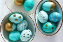 eggs to dye for / lets color Easter eggs / by Trudy Montgomery