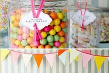 let's partay! / party planning ideas and inspiration / by Trudy Montgomery