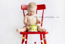 1 Year Babies photo inspiration / by Lisa Stout