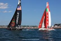 Racing - ACWS Newport
