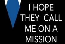 I HOPE THEY CALL ME ON A MISSION / by Daphne Allen