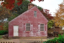 Barns and Homesteads / by Valerie Pettit