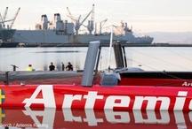 AC72 - Artemis Racing