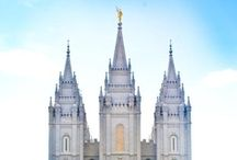 I Love to see the Temple / by Daphne Allen