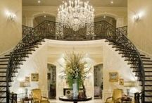 Grand Staircases/Entry Ways
