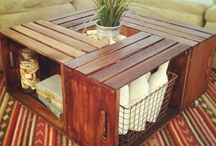 DIY: Furniture Builds & Upcycling