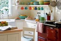 Kitchens kitchens kitchens / by Maddy Moop