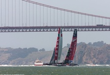Training on the SF Bay