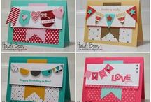 Stampin' Up! / cards and crafts inspired/made with stampin up