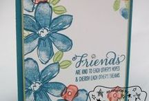 Stampin Jacqueline: My Gallery / my creations. Also view my other Stampin' Up! boards