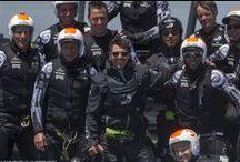 Tom Cruise Visits ETNZ