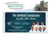 HerHeart / The HerHeart Program Capital Regional Cardiology Associates and Capital Regional Medical Center are proud to present The HerHeart Program!  We offer vital education, screenings, and links to healthcare resources with the HerHeart program. Our goal is to inspire women to become more involved in their heart health, and give them the tools and guidance to do so effectively. HerHeart is designed by women, for ALL women!