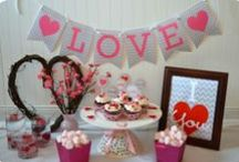 valentine party / by Trudy Montgomery