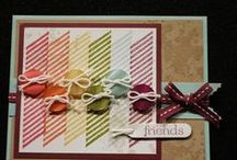 Stampin' Up! Gorgeous Grunge & Work of Art / Visit my Board: Stampin Jacqueline My Gallery