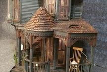More Miniatures / Miniatures for doll houses or gardens