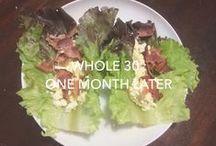 FOOD / whole30