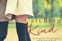 THE CATCHING KIND / Pins for The Catching Kind (Brew Ha Ha #3)